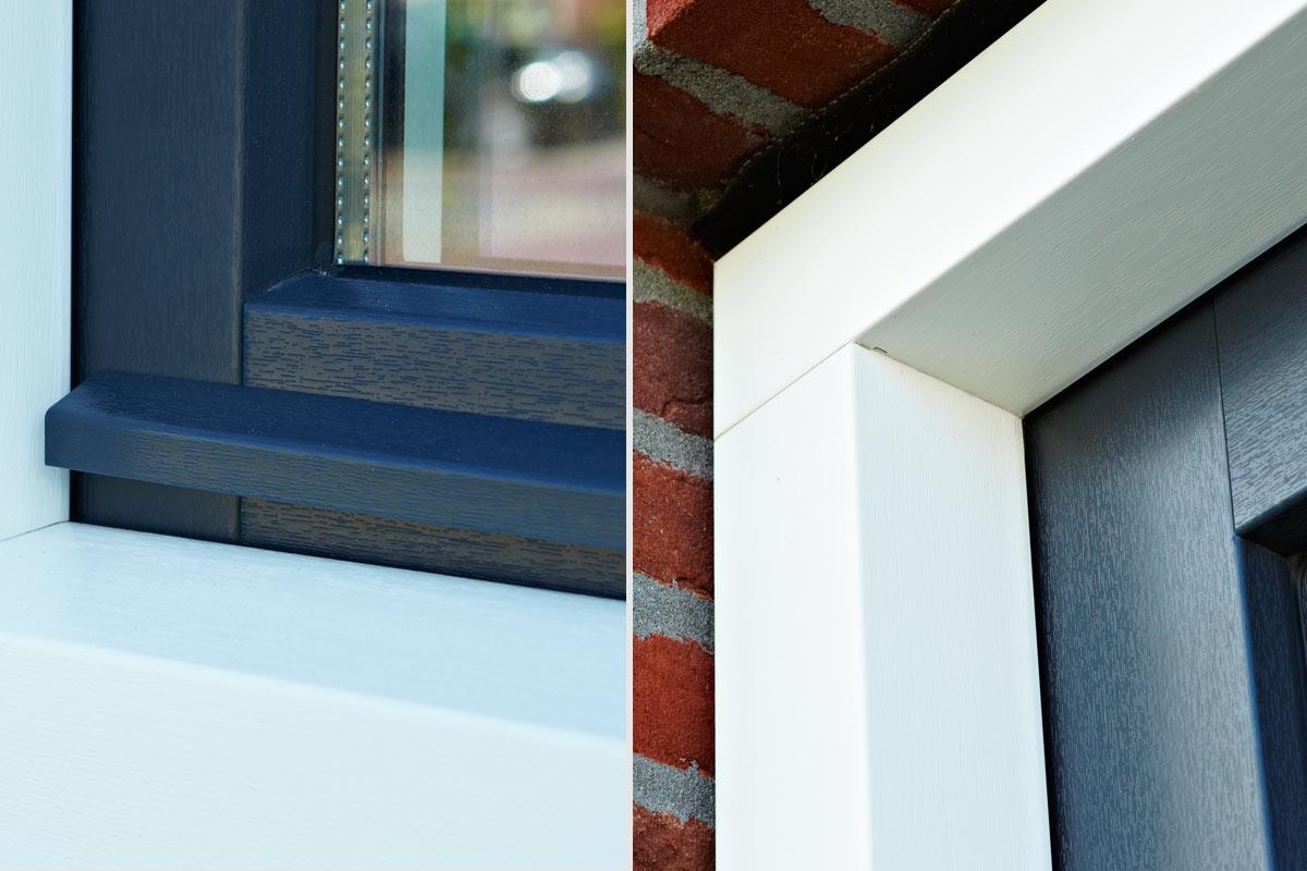 Hbi fenster und t ren designvielfalt - Holz oder kunststofffenster ...