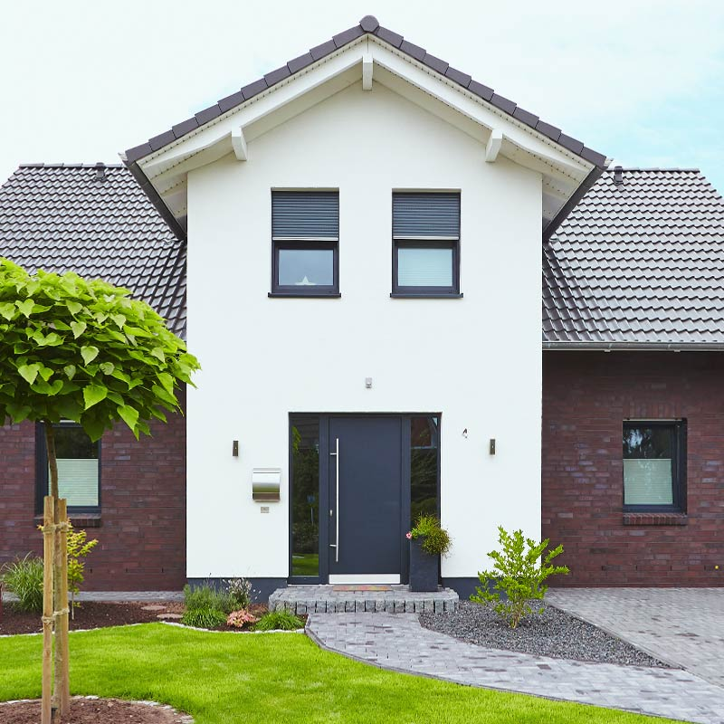 Neubau Einfamilienhaus In Niedersachsen